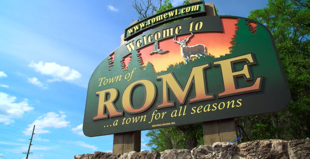Town of Rome