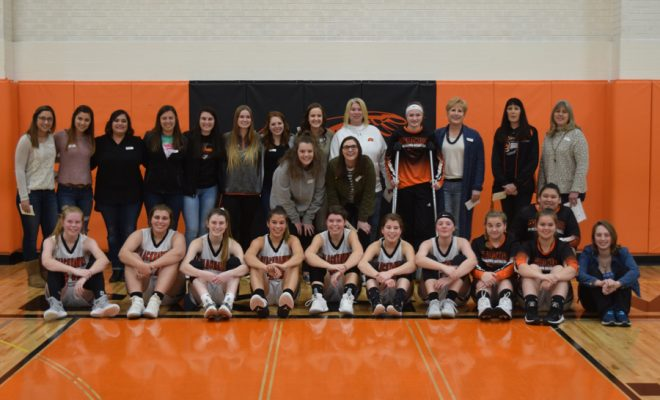 Port Edwards Girls Basketball Alumni