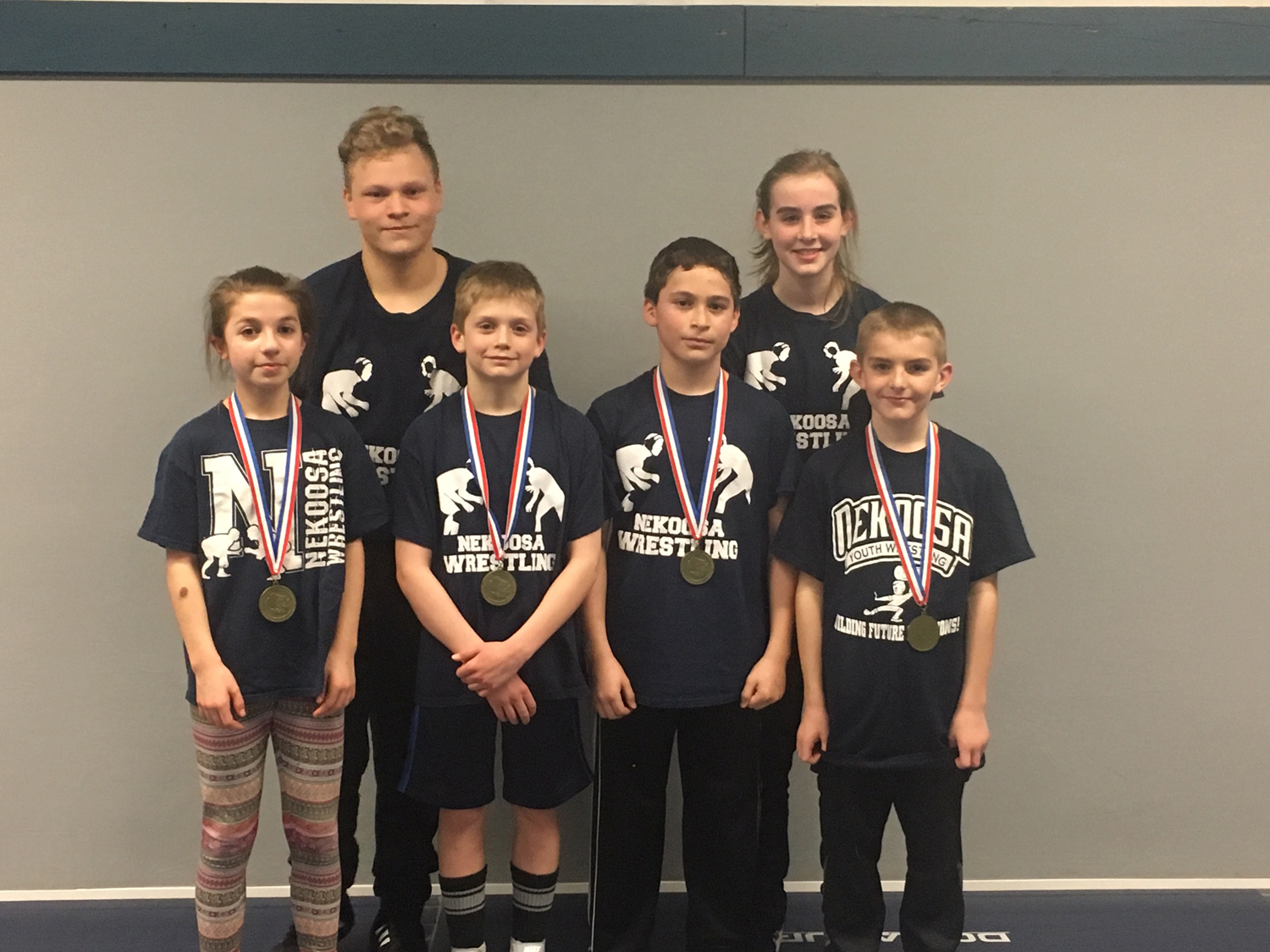 Seven Nekoosa Youth Wrestlers Advance To State Wisconsin